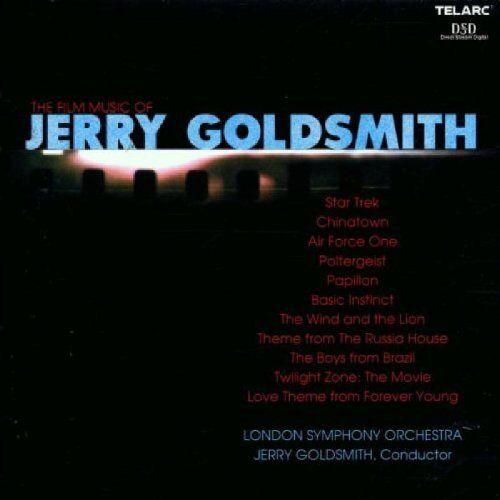 Jerry Goldsmith - The Film Music of Jerry Goldsmith - Preis vom 22.06.2021 04:48:15 h