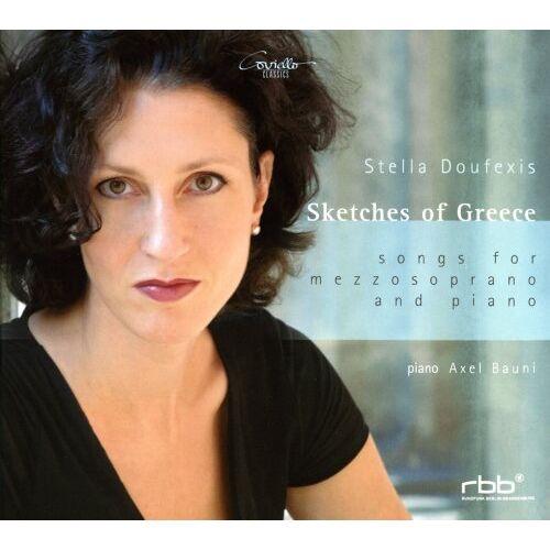 Doufexis - Sketches of Greece - Lieder für Mezzospran und Klavier - Preis vom 20.06.2021 04:47:58 h