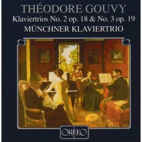 Münchner Klaviertrio - Klaviertrio 2 A-Moll Op. 18 / - Preis vom 19.06.2021 04:48:54 h