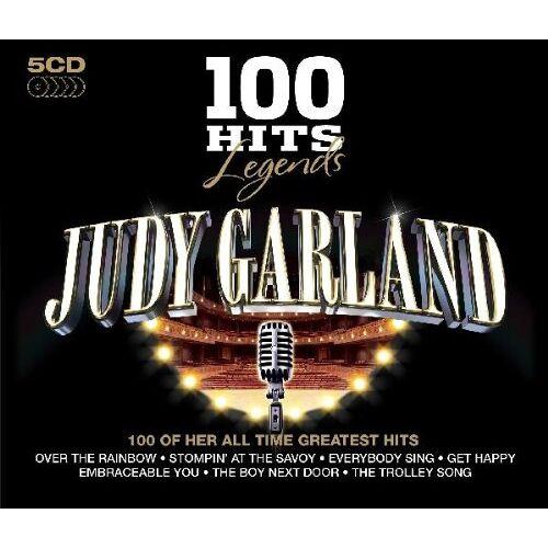 Judy Garland - 100 Hits Legends - Judy Garland - Preis vom 21.06.2021 04:48:19 h