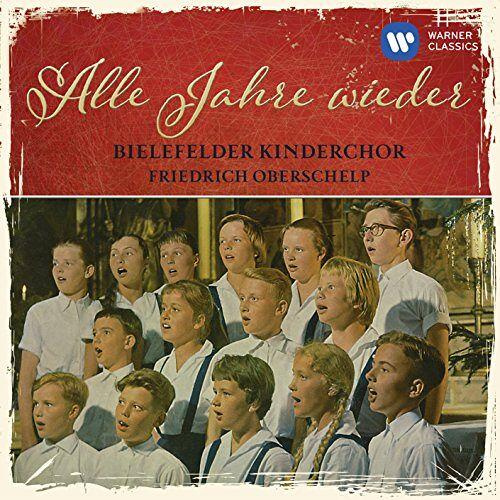 Bielefelder Kinderchor - Alle Jahre Wieder - Preis vom 11.06.2021 04:46:58 h