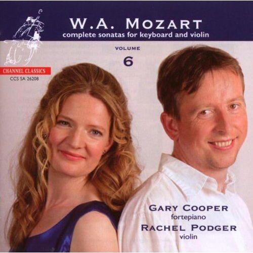 Podger - Complete Son.Keyboard & Violin 6 - Preis vom 20.06.2021 04:47:58 h