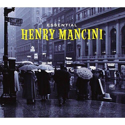 Henry Mancini - Essential Henry Mancini - Preis vom 20.06.2021 04:47:58 h