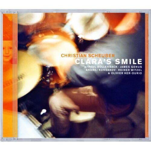 CHRISTIAN SCHEUBER - CLARA'S SMILE - Preis vom 17.06.2021 04:48:08 h