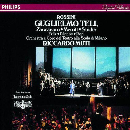 Zancanaro - Guglielmo Tell (Ga) - Preis vom 14.06.2021 04:47:09 h