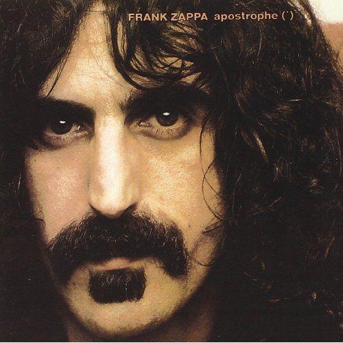 Frank Zappa - Apostrophe(') - Preis vom 09.06.2021 04:47:15 h