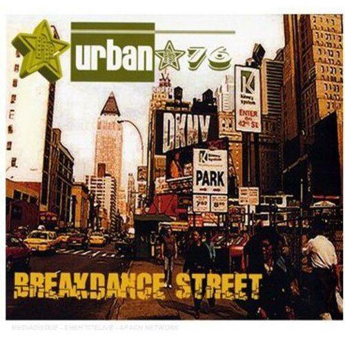 Urban 76 - Breakdance Street - Preis vom 13.06.2021 04:45:58 h