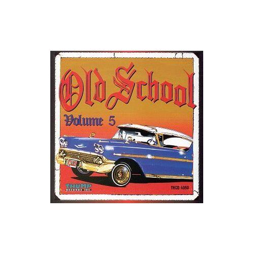 Va-Old School - Vol. 5-Old School - Preis vom 15.06.2021 04:47:52 h