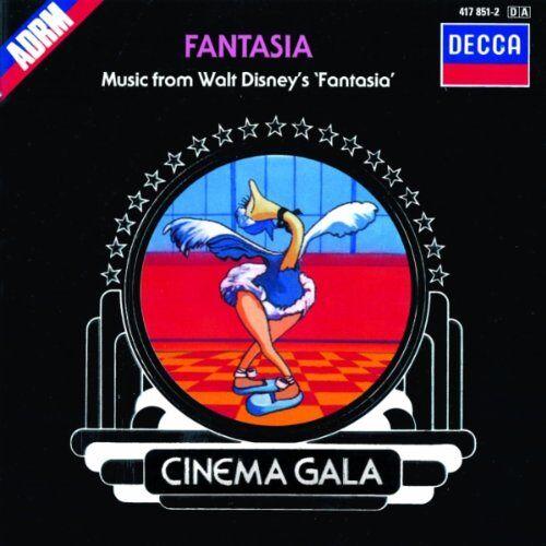 Fantasia - Walt Disney's Fantasia - Preis vom 11.06.2021 04:46:58 h