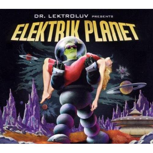 Various - Elektrik Planet (Dr.Elektroluv - Preis vom 14.06.2021 04:47:09 h