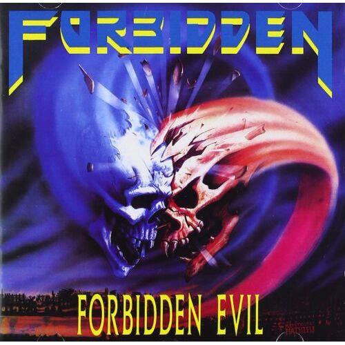 Forbidden - Forbidden Evil - Preis vom 17.06.2021 04:48:08 h