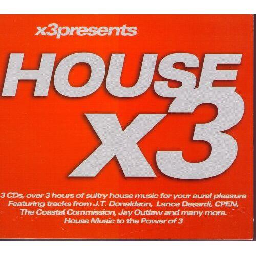 House X 3 [House to the Power - Preis vom 15.06.2021 04:47:52 h