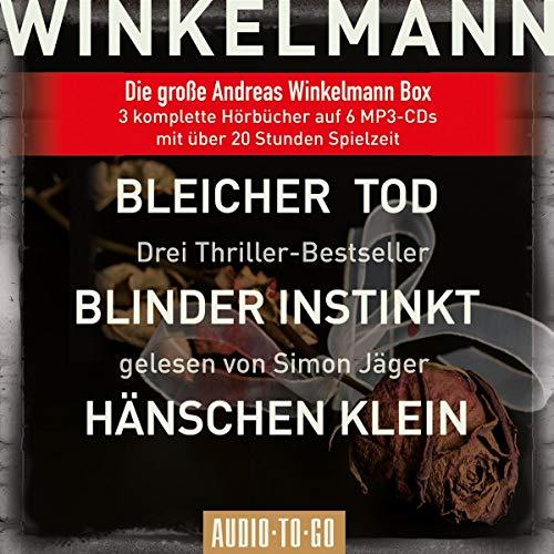 Andreas Winkelmann - Die Große Andreas-Winkelmann-Box - Preis vom 14.06.2021 04:47:09 h