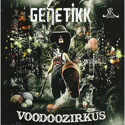 Genetikk - Voodoozirkus - Preis vom 13.06.2021 04:45:58 h