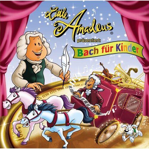 Axel Ruhland - Bach für Kinder - Preis vom 22.06.2021 04:48:15 h