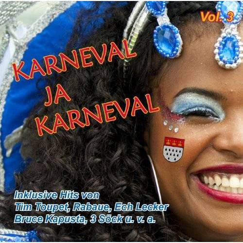 Various - Karneval Ja Karneval-Vol.3 - Preis vom 22.06.2021 04:48:15 h