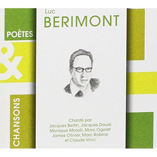 Luc Bérimont - Luc Berimont - Preis vom 17.06.2021 04:48:08 h