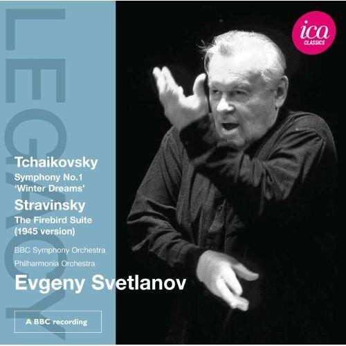 Evgeny Svetlanov - Sinf. 1/ Feuervogel - Preis vom 13.06.2021 04:45:58 h