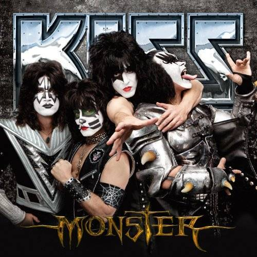 Kiss - Monster - Preis vom 09.06.2021 04:47:15 h