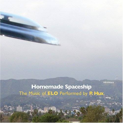 P.Hux - Homemade Spaceship: The Music of Elo - Preis vom 16.05.2021 04:43:40 h