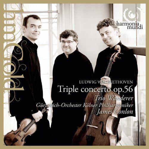 Trio Wanderer - Tripelkonzert Op.56 - Preis vom 15.06.2021 04:47:52 h