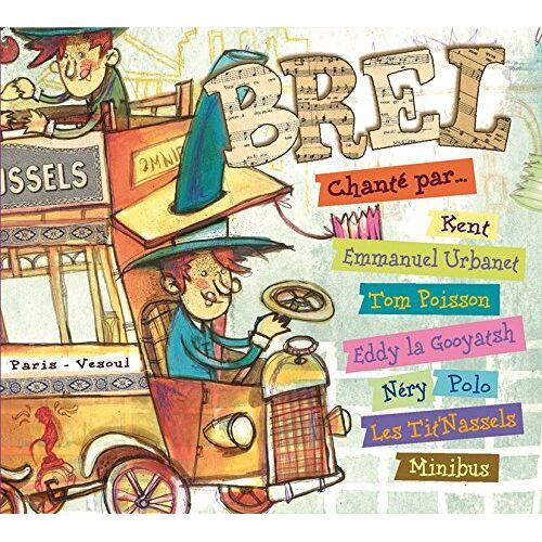 Various - Brel Chanté par - Preis vom 16.06.2021 04:47:02 h