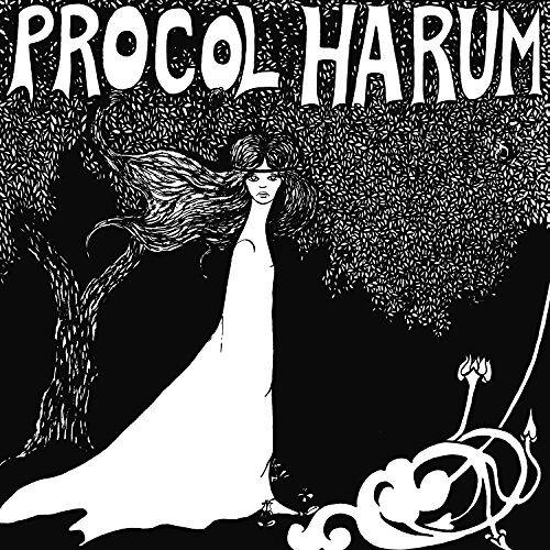 Procol Harum - Procol Harum [Vinyl LP] - Preis vom 15.10.2021 04:56:39 h