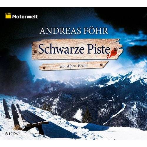 Andreas Föhr - Schwarze Piste (ADAC Motorwelt Hörbuch) - Preis vom 16.06.2021 04:47:02 h