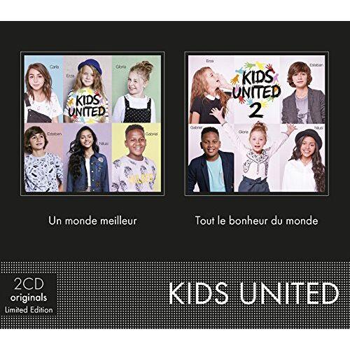 Kids United - Kids United 1 & 2 - Preis vom 22.06.2021 04:48:15 h