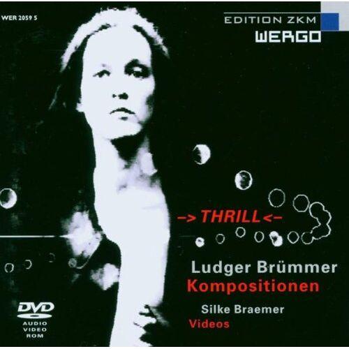 Ludger Brümmer - Brümmer, Ludger - Thrill [DVD-AUDIO] - Preis vom 11.06.2021 04:46:58 h