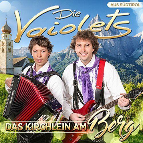 Die Vaiolets - Das Kirchlein am Berg - Preis vom 16.06.2021 04:47:02 h