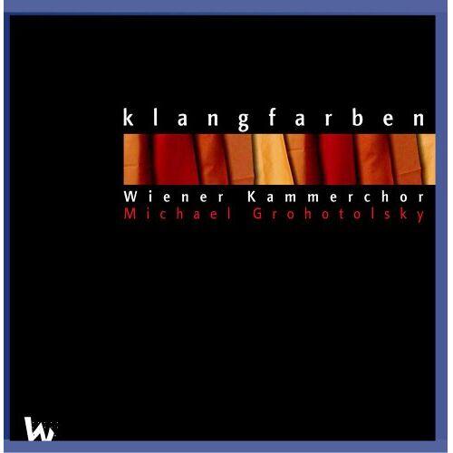 Wiener Kammerchor - klangfarben - Preis vom 11.06.2021 04:46:58 h