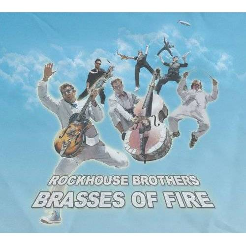Rockhouse Brothers - Brasses of Fire - Preis vom 21.06.2021 04:48:19 h