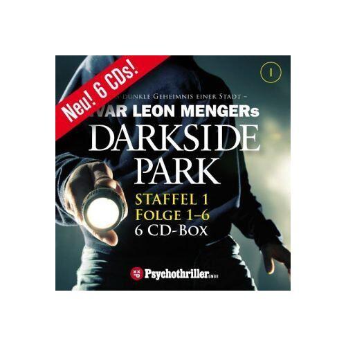 Menger, Ivar Leon - Darkside Park, Folge 1-6 (6 CDs): Staffel 1 - Preis vom 15.06.2021 04:47:52 h
