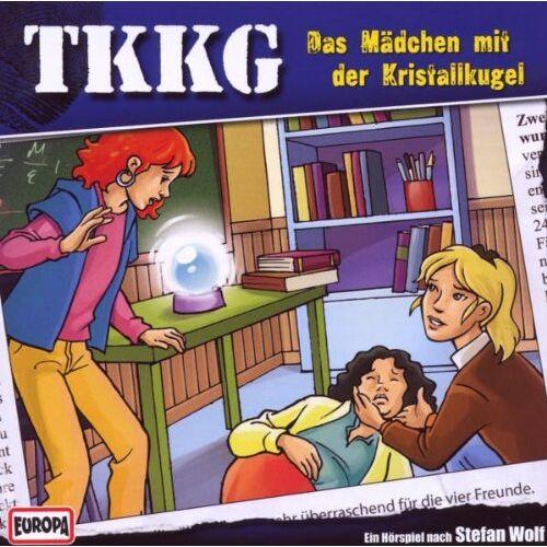 Tkkg - 166/Das Mädchen Mit Der Kristallkugel - Preis vom 16.10.2021 04:56:05 h