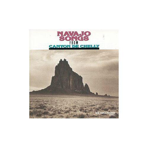 Navajo - Navajo Songs Fr.Canyon Ch. - Preis vom 15.06.2021 04:47:52 h