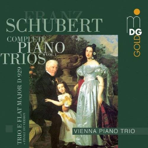Wiener Klaviertrio - Klaviertrios Vol.1 - Preis vom 19.06.2021 04:48:54 h