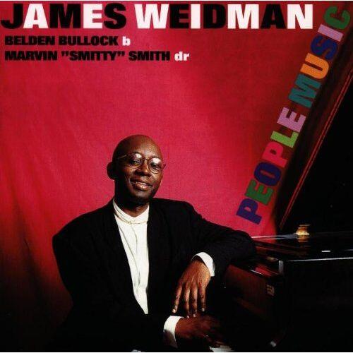 Weidman, James Trio - People Music - Preis vom 09.06.2021 04:47:15 h