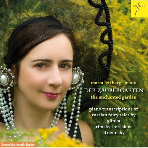 Maria Lettberg - Der Zaubergarten - The Enchanted Garden - Preis vom 22.06.2021 04:48:15 h