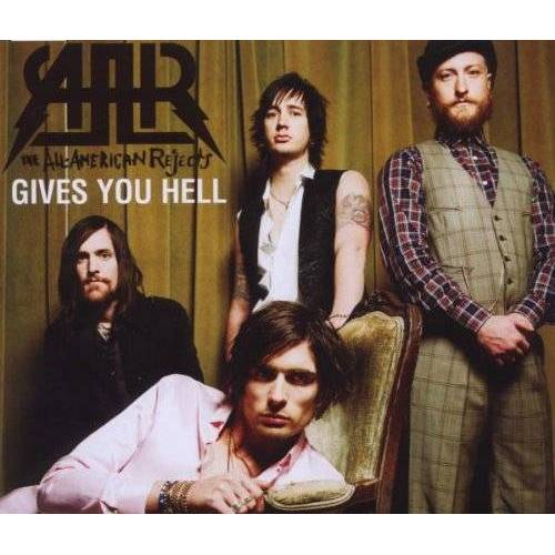 the All-American Rejects - Gives You Hell - Preis vom 16.06.2021 04:47:02 h