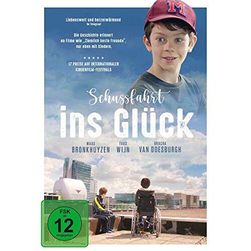 Maas Bronkhuyzen - Schussfahrt ins Glück - Preis vom 22.06.2021 04:48:15 h