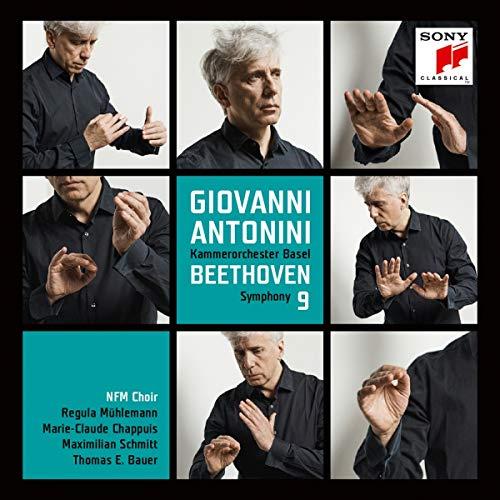Giovanni Antonini - Sinfonie 9 - Preis vom 09.06.2021 04:47:15 h