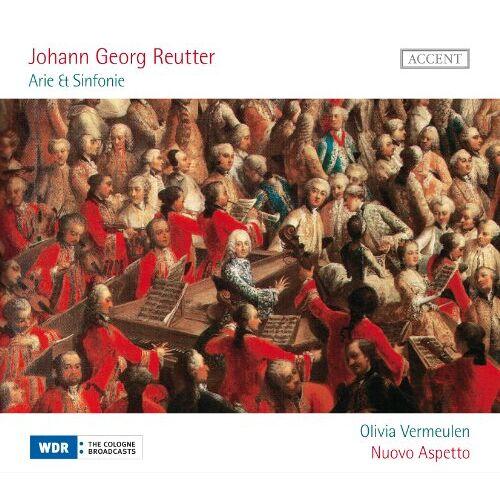 Olivia Vermeulen - Arie & Sinfonie - Preis vom 13.06.2021 04:45:58 h