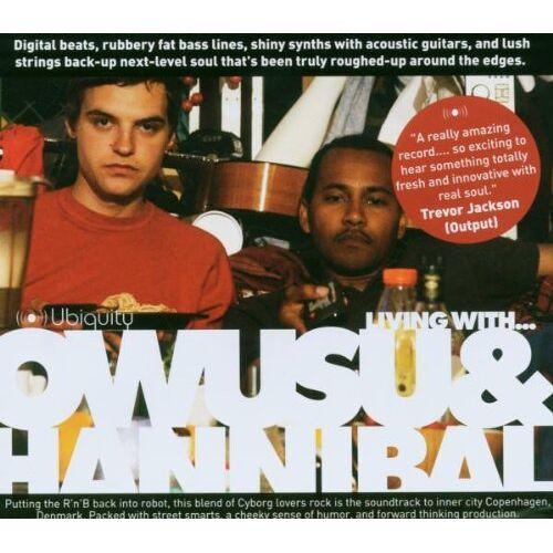 Owusu & Hannibal - Living With Owusu & Hannibal - Preis vom 17.06.2021 04:48:08 h