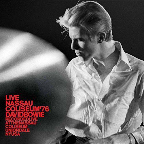 David Bowie - Live Nassau Coliseum '76 - Preis vom 17.06.2021 04:48:08 h