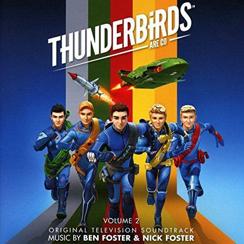 Ost - Thunderbirds Are Go Vol.2 - Preis vom 15.06.2021 04:47:52 h