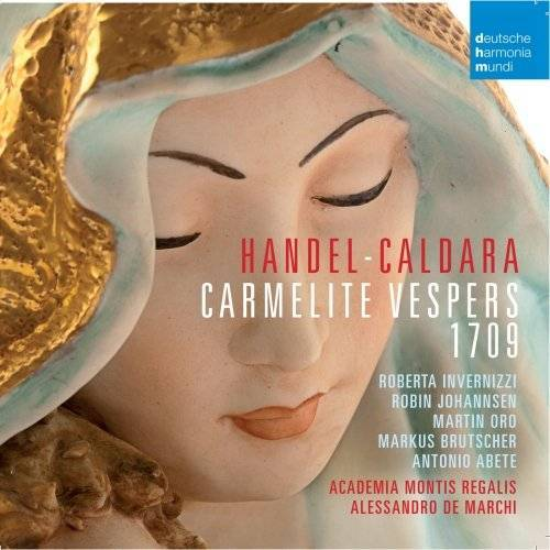 Alessandro de Marchi - Händel-Caldara: Karmeliter Vesper 1709 - Preis vom 16.06.2021 04:47:02 h