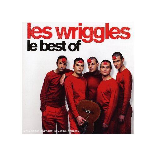 les Wriggles - Best of - Preis vom 22.06.2021 04:48:15 h