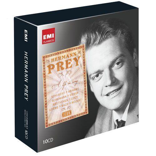 Hermann Prey - Icon: Hermann Prey - Preis vom 17.06.2021 04:48:08 h
