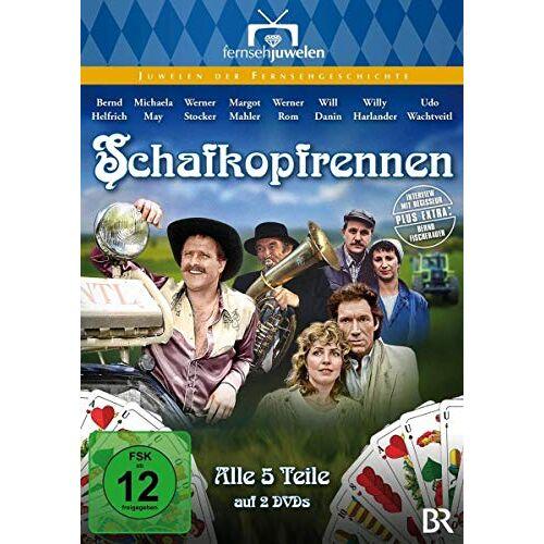 Will Danin - Schafkopfrennen - Alle 5 Teile [2 DVDs] - Preis vom 09.06.2021 04:47:15 h